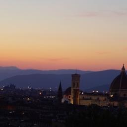 Ah, Firenze